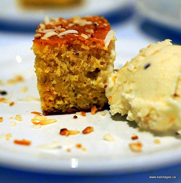 Revani Syrup Cake