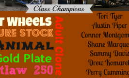 KAM Announces the Skeen's Diesel Service Track Champions and names the Sun Shield Winner's Circle Rookie of the Year