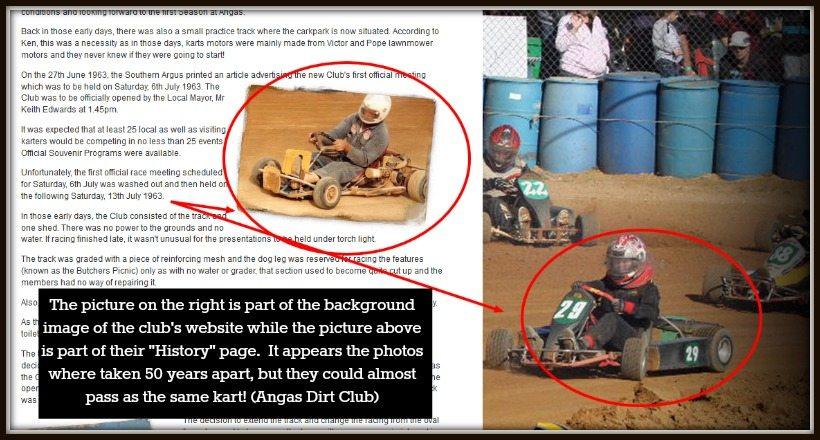 Angas Go Kart Club