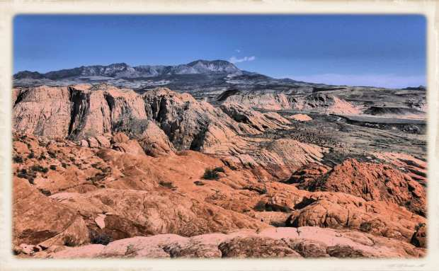 a personal impression of Snow Canyon
