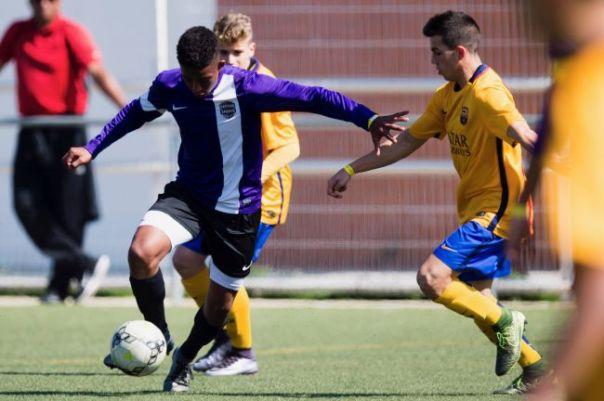 Fútbol en Kaptiva Sports Academy