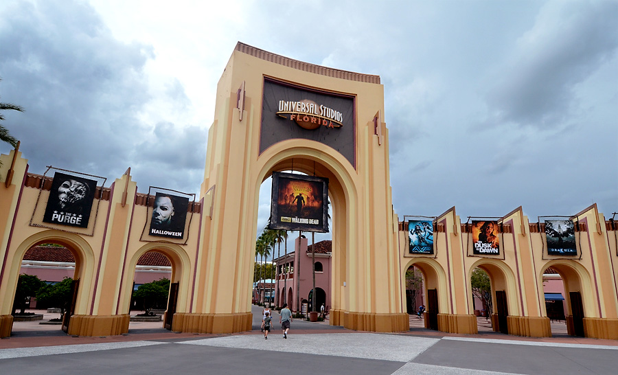 Universal Studios Orlando: The Rest of Our Trip