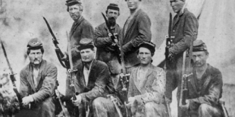 Early Kansas Militia