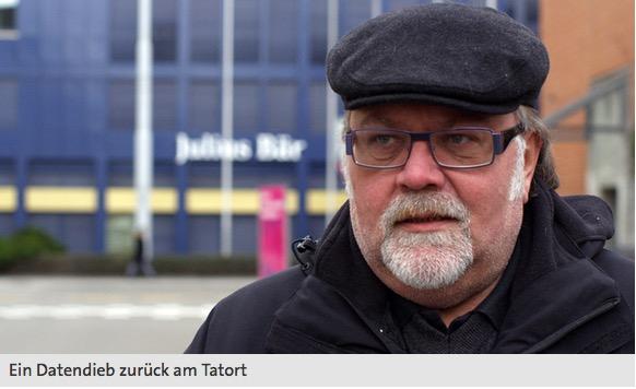 Lutz Otte, ehem. externer Mitarbeiter bei Julius Bär in Zürich