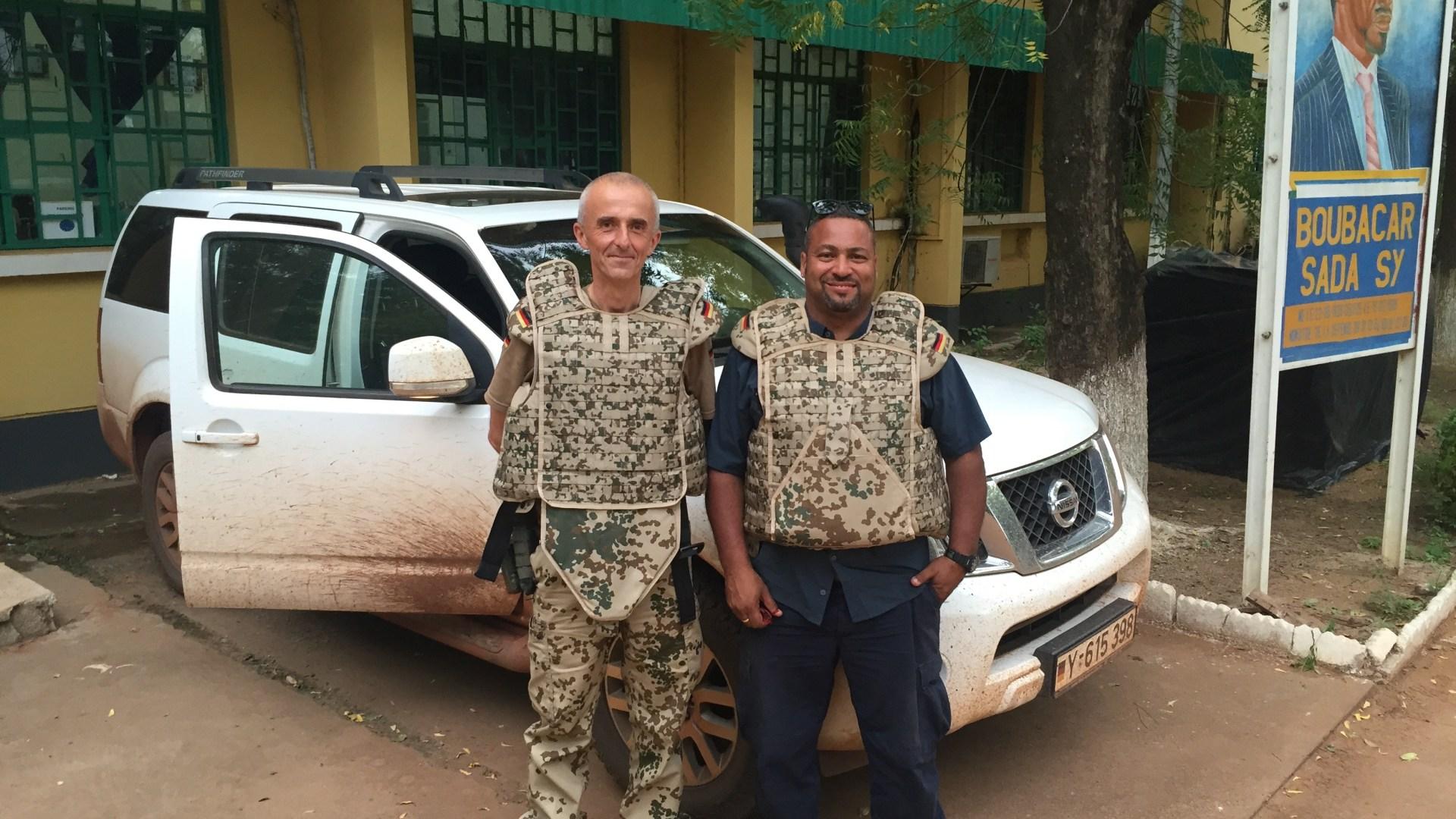 Oberst Hafner & I