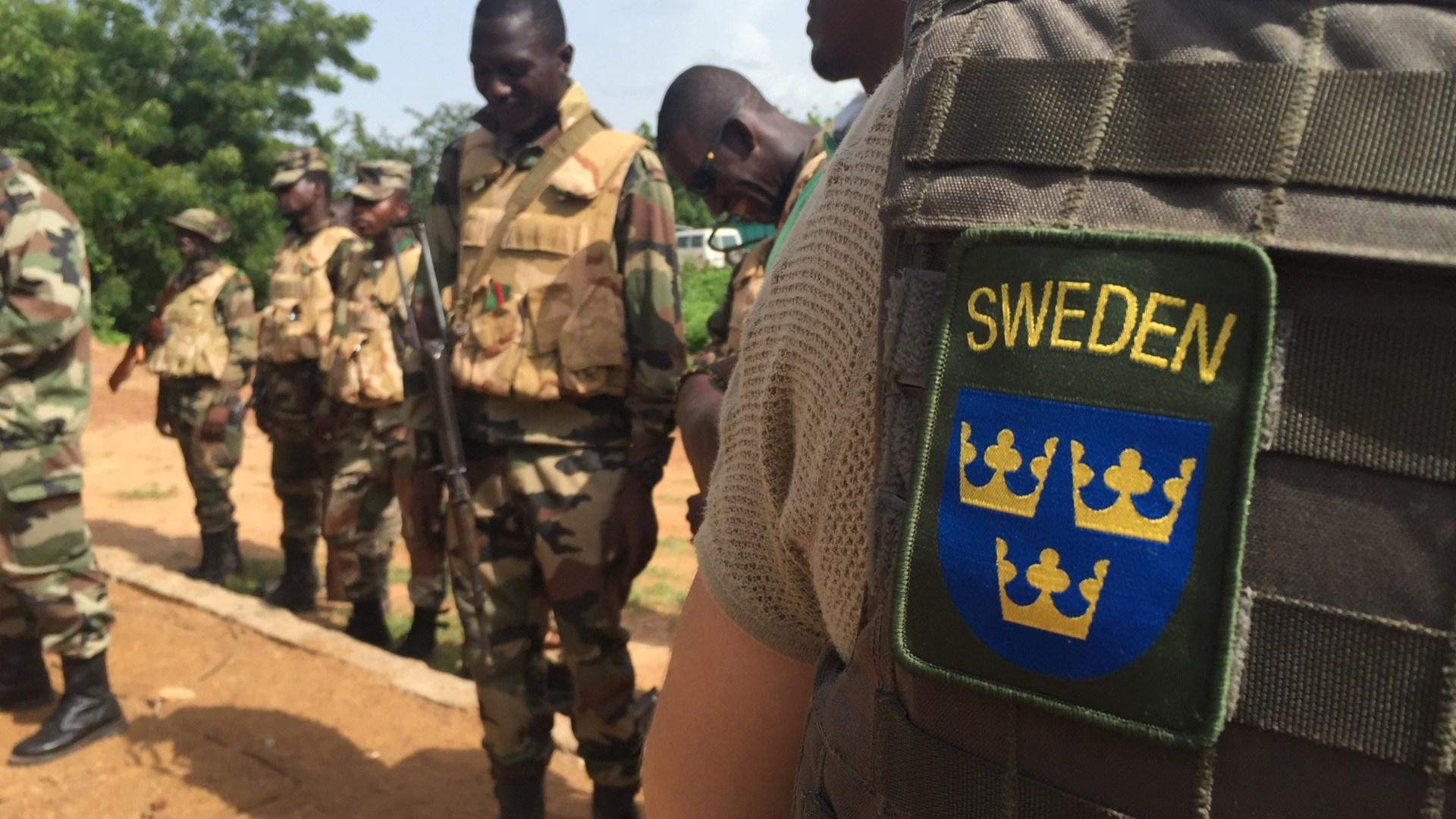 Sweden in Mali