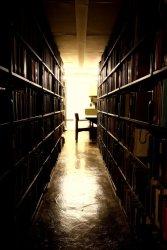 Uris Library Stacks
