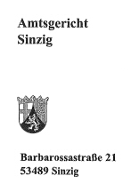 Amtsgericht Sinzig