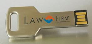 Blitzinstallation der Kanzleisoftware LawFirm mit dem kostenlos mitgelieferten USB 2.0 Stick