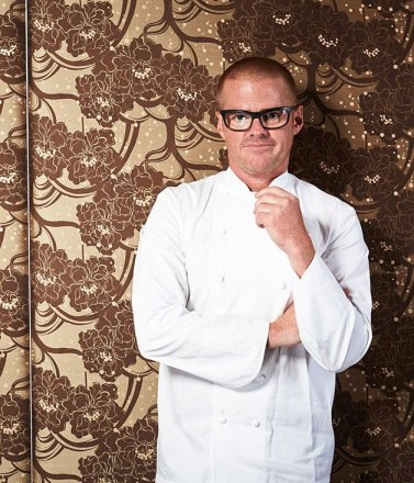 Heston Blumenthal - The Fat Duck