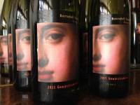 Wine Bottle at Borrodell Vineyard, Orange Wine Tours