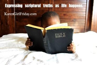 Bible, Image courtesy of Pixabay.com