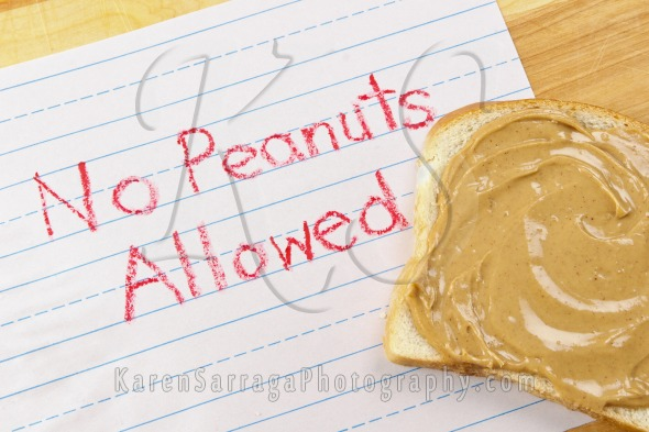 Royalty Free Content: No Peanuts Allowed