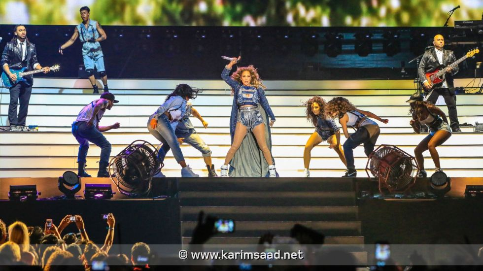 JLo Dubai World Cup 2014_15_Meydan