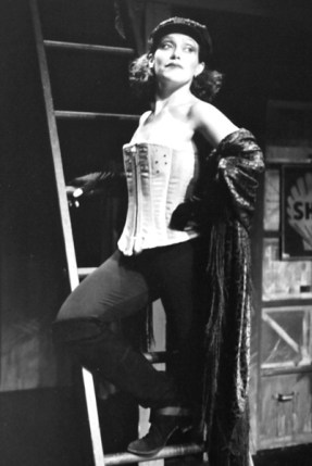 Karin Konoval in The Three Penny Opera