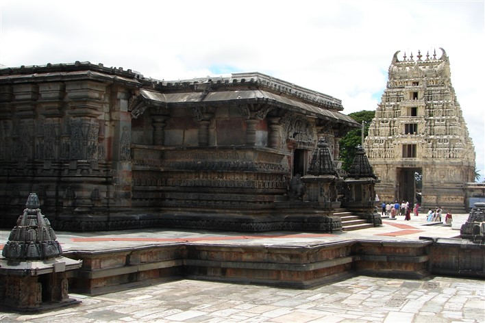 Chennakeshava temple at Belur, Belur