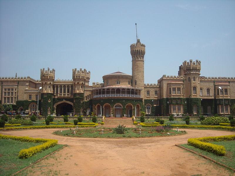 Bangalore Palace, about Bangalore