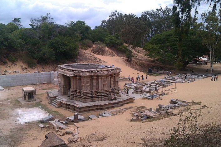 Talakad temples, Talakad