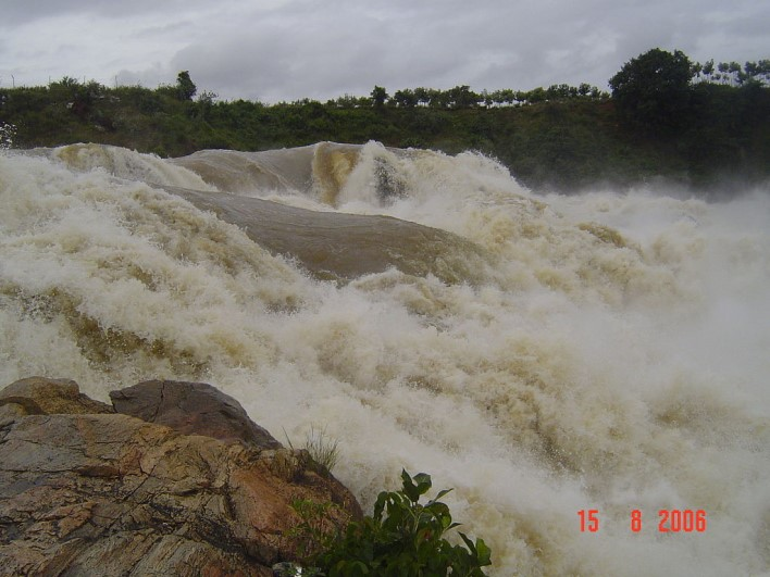 Chunchanakatte Falls, Mysore