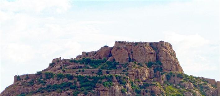 Koppal Fort. Photographer Tanzeelahad