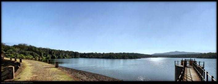 Chiklihole Dam Suntikoppa ,Coorg