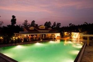 Amanvana Spa and Resort, Coorg