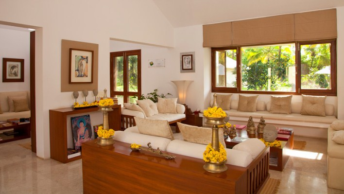 shreyas retreat resort room, bangalore