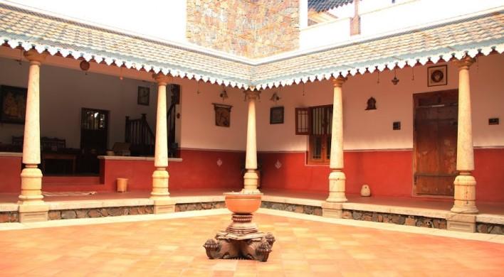 Angana Resort Courtyard, Bangalore