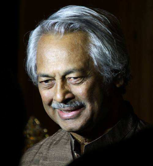 Girish Kasaravalli. Photographer Omshivaprakash https://commons.wikimedia.org/wiki/File:Girish_Kasaravalli_2014.JPG
