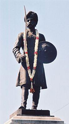 Kempe Gowda, founder of Bangalore. Image source: Wikipedia