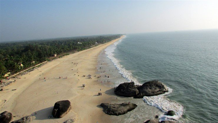 Kaup Beach. Image source travellersdiary.in