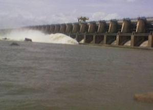Basava Sagar Dam or Narayanpur Dam, Yadgir