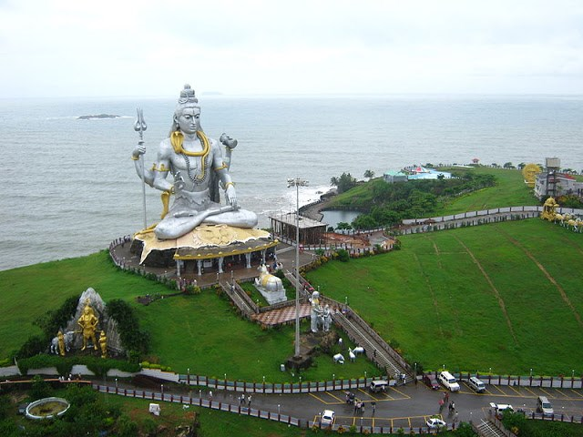 shiva statue bhatkal