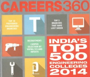 Karnataka Engineering Colleges Ratings 2014