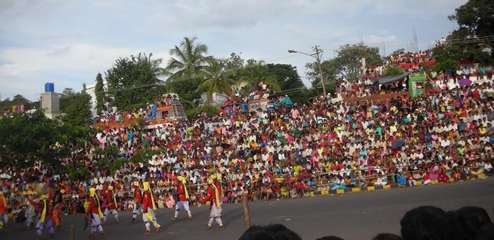 mysore dasara procession, mysore