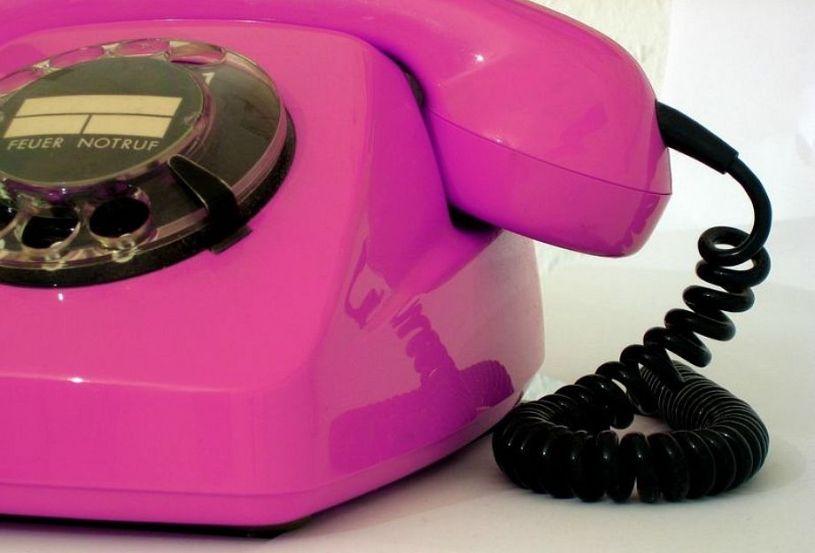 Das Telefoninterview, wichtig im Bewerbungsprozess. Bild: theelectriclowrider/photocase.de
