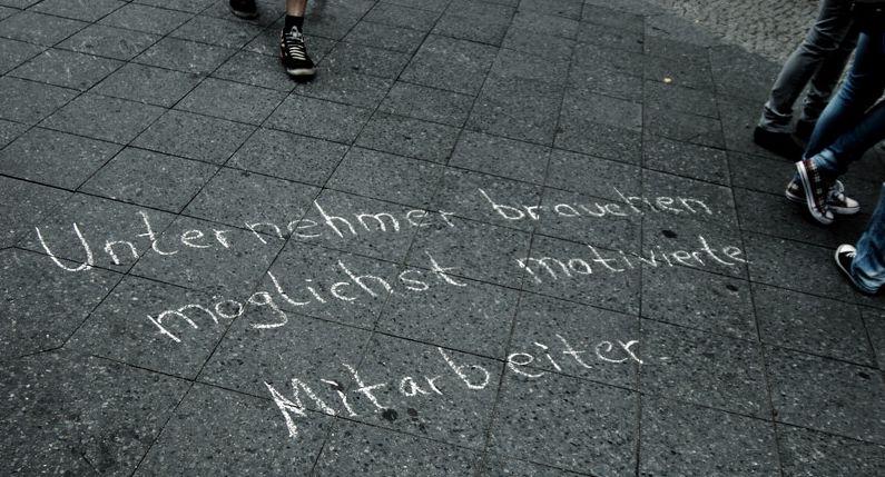 Das zweite Vorstellungsgespräch. Bild: kallejipp/photocase.de