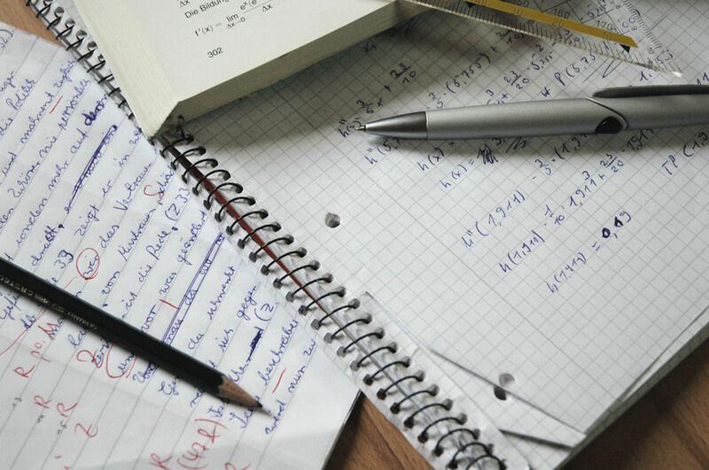 Prüfungsstress. Bild: rogna/photocase.de