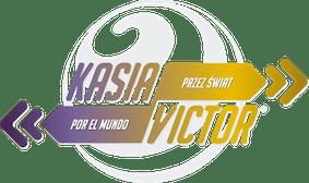 Kasia i Victor por el mundo