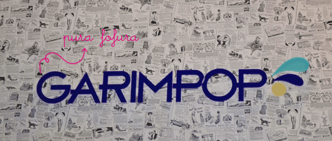 As bijus da Garimpop