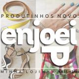 PRODUTOS NOVOS: minha lojinha do Enjoei