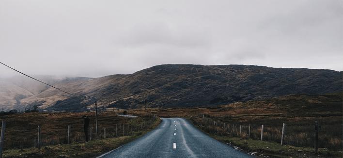 Um tour pela Costa Oeste irlandesa