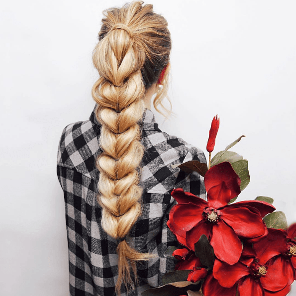 Pull Throught Braid Tutorial