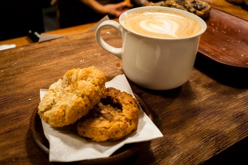 le 17 Novembre 2016, café mokanuts à Paris.