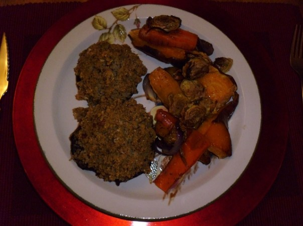 Vegan Christmas Dinner   Kates Vegan Cooking QG6VLsaV