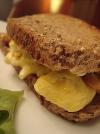 Egg sandwich II