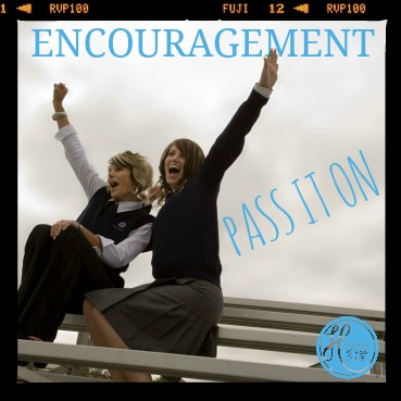Enough Encouragement for the Moment by Fawn Weaver