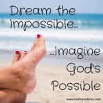 Imagine God's Possible