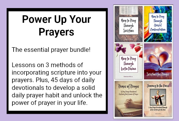 Power Up Your Prayers 45-Day Prayer Devotional Study
