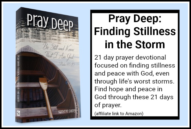 21 day prayer devotional to find stillness with God
